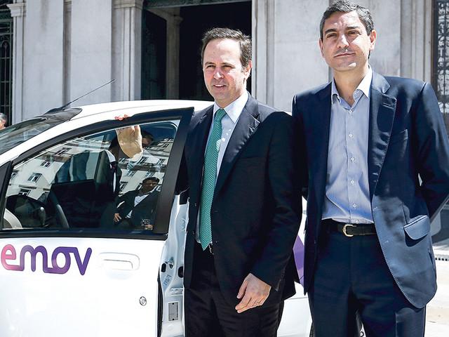 Emov instala 'carsharing' 100% elétrico em Lisboa e cria 20 postos de trabalho