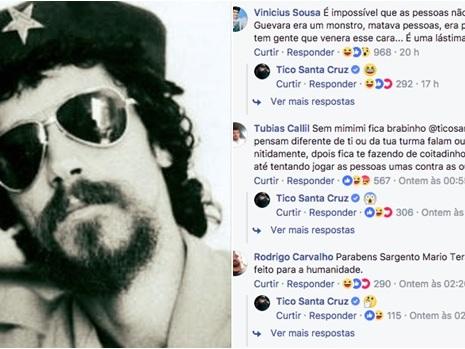 Músico posta foto de Raul Seixas nas redes sociais para provar que o 'ódio cega'