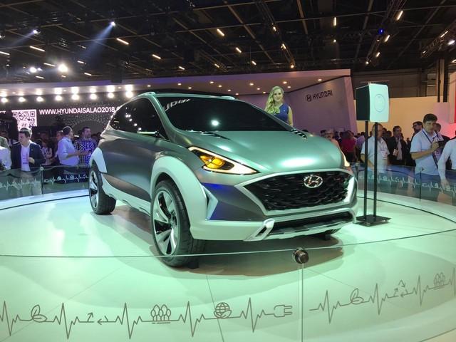 Salão de SP: Hyundai SAGA da pistas de como será o novo HB20 2020