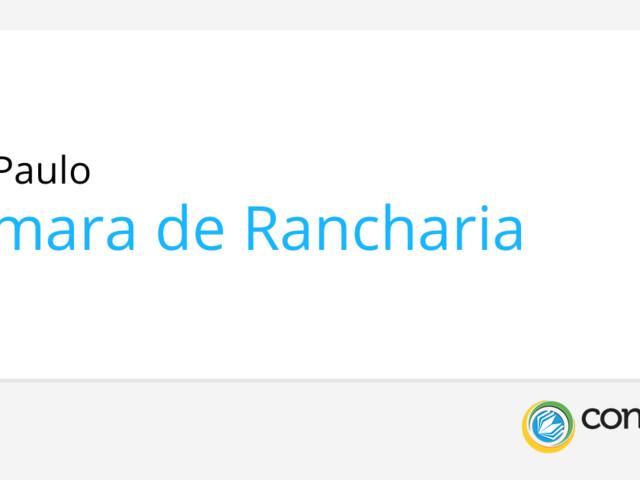 Concurso Câmara de Rancharia - SP: Vagas para Procurador Legislativo