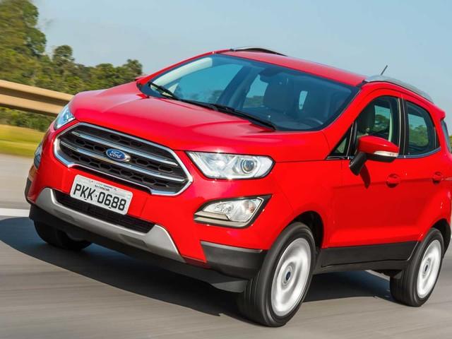 Reestilizado, Ford EcoSport 2018 parte de R$ 73.990