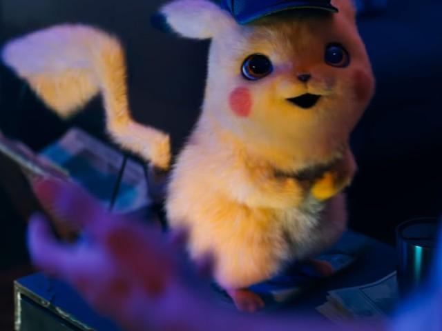 """O primeiro trailer de """"Detetive Pikachu"""" é a coisa mais fofa que você vai ver hoje"""