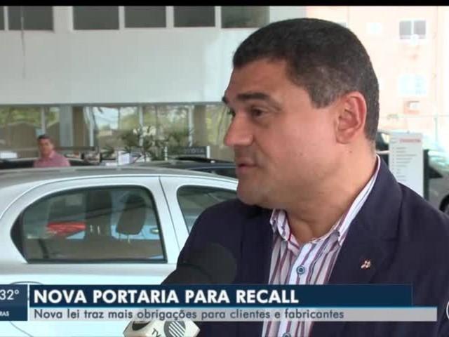Aplicativo informa proprietário de veículo sobre necessidade de recall em Teresina