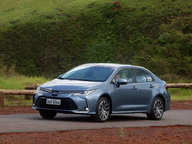 [Avaliação] Toyota Corolla Hybrid 2020: Quanto pior o trânsito, menor o consumo