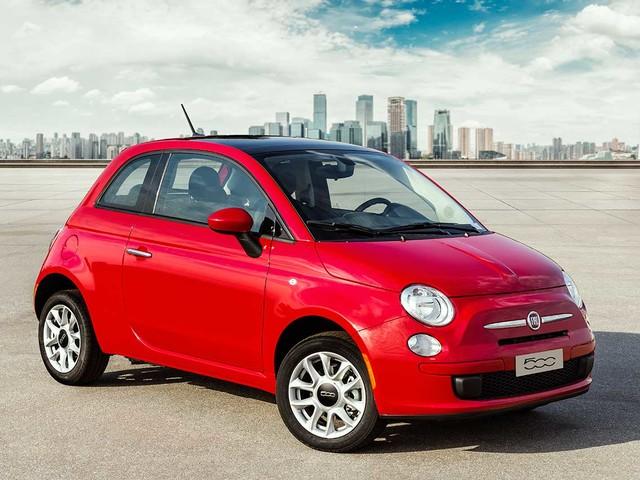 Em seu retorno, Fiat 500 2017 chega por R$ 61.396