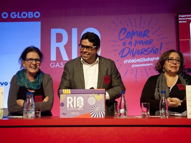 Vinhos com surpresa: público prova quatro rótulos improváveis no Rio Gastronomia