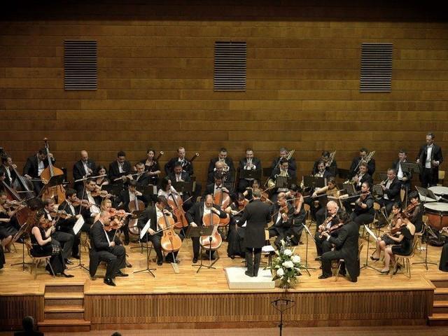 Trancoso recebe a europeia Orquestra Sinf?nica de Bucareste