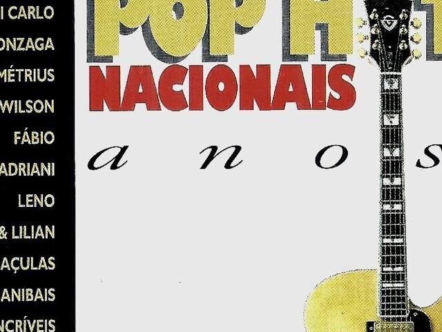 Vários artistas - Pop Hits Nacionais Anos 60 - Vol. 1