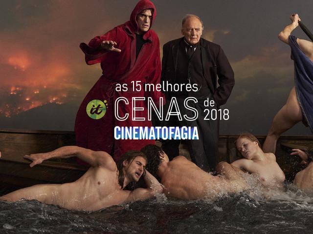 Lista: as 15 melhores cenas do cinema em 2018