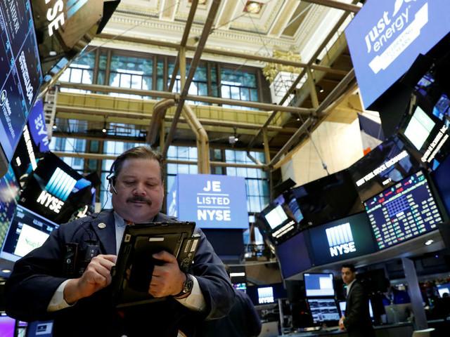 Wall Street recua apesar de algumas boas notícia