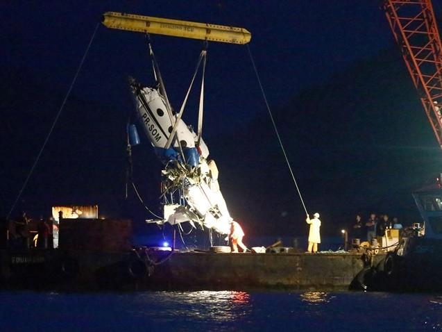 'Desorientação do piloto' causou queda do avião de Teori