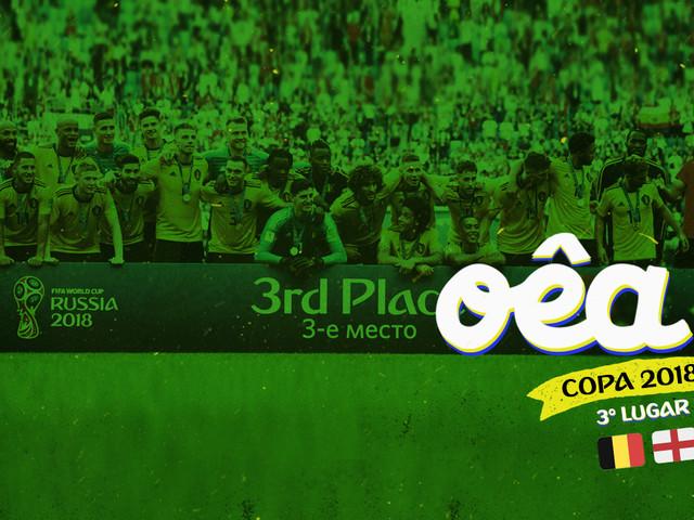 Oêa: Copa 2018 – Terceiro Lugar: