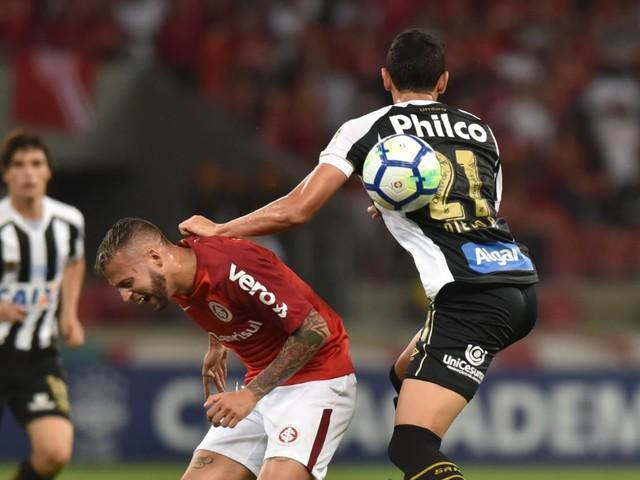 Veja fotos de Inter x Santos pelo Brasileirão 2018