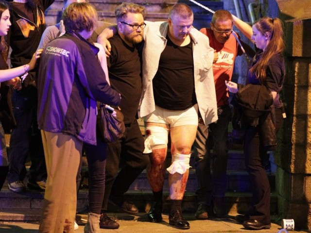 Mindestens 19 Tote nach Explosion in Manchester