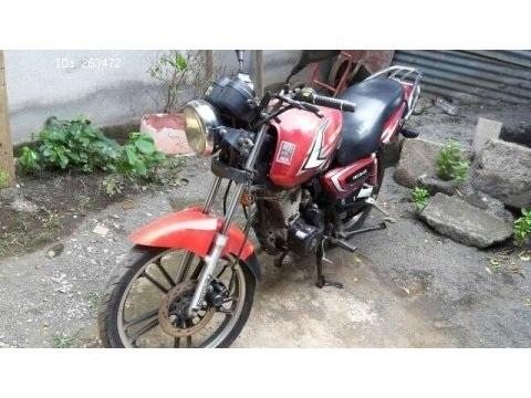 Venta de moto Fastway 150 $ 500 negociable