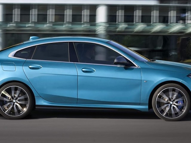 BMW Série 2 Gran Coupe chega para enfrentar A3 Sedan