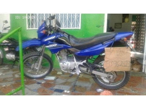 MOTOCICLETA HONDA BROSS 125