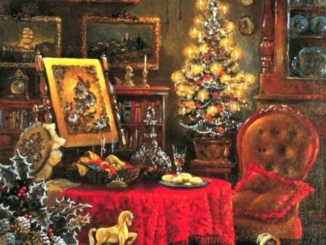 Trova do sonho de Natal