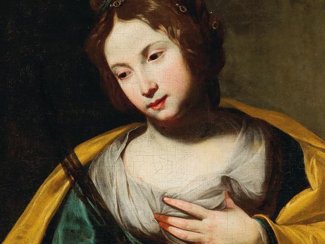 Pintora e mulher: Diana de Rosa