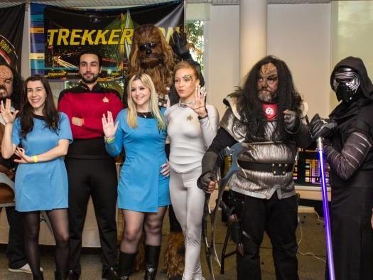Confira tudo o que rolou na convenção Star Trek de São Paulo