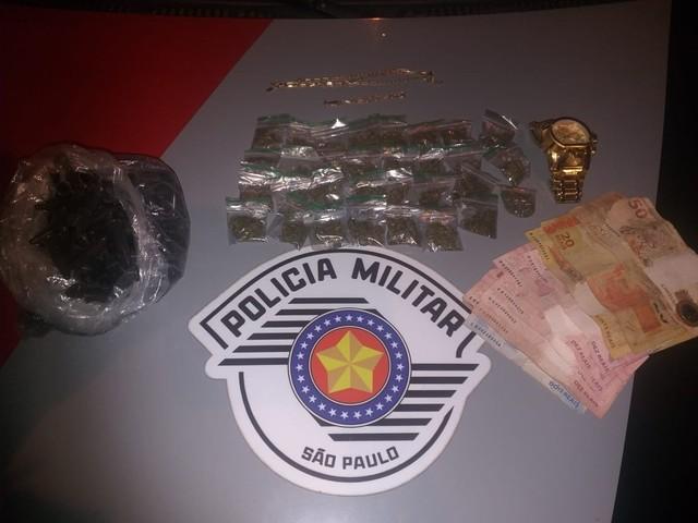 Adolescente é detido por tráfico de drogas em Ubatuba, SP
