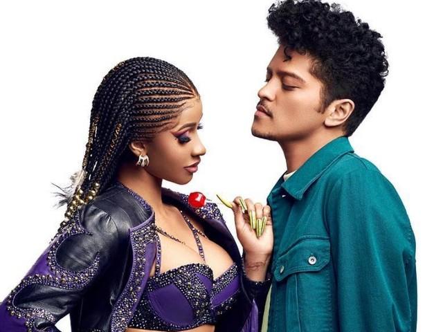 """Cardi B e Bruno Mars tem um smash hit em mãos com """"Please Me"""""""