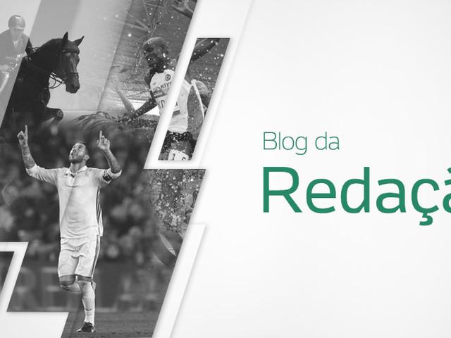 Jogador perde gol sem goleiro na segundona do Inglês