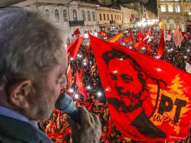 Militância petista vai invadir Porto Alegre no julgamento de Lula