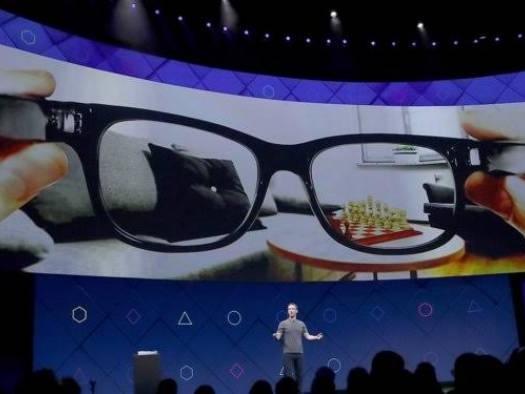 Facebook pode lançar óculos de realidade aumentada com a Ray-Ban
