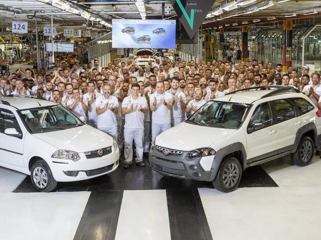 Fiat Palio Weekend se despede do mercado nacional