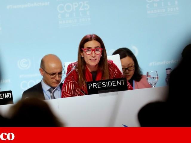Trabalho madrugada fora para tentar chegar a consenso na COP25
