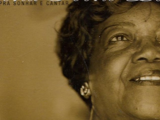 Dona Ivone Lara - Nasci pra sonhar e cantar (CD 2001)