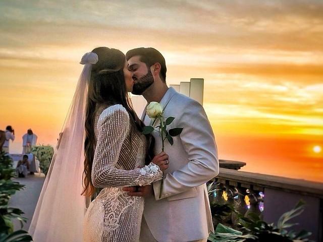 11 destinos incríveis que celebridades brasileiras escolheram para se casar