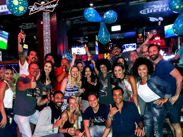 Rio Nightlife Guide for Monday, January 1, 2018
