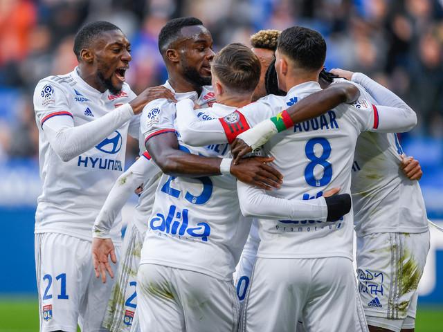 Por vaga na Liga Europa, Lyon enfrenta o Metz; Nice recebe o Brest