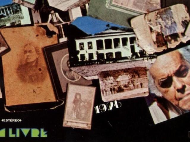 Trilha sonora nacional da novela O Casarão (LP 1976)