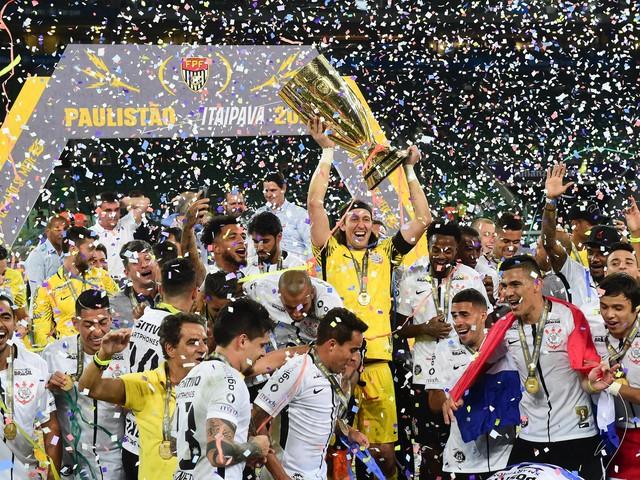 STJD nega pedido do Palmeiras e Corinthians segue campeão Paulista