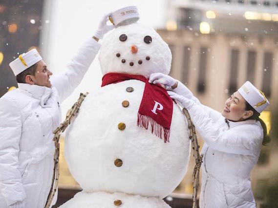 Conheça as festas de fim de ano no The Peninsula Hotels