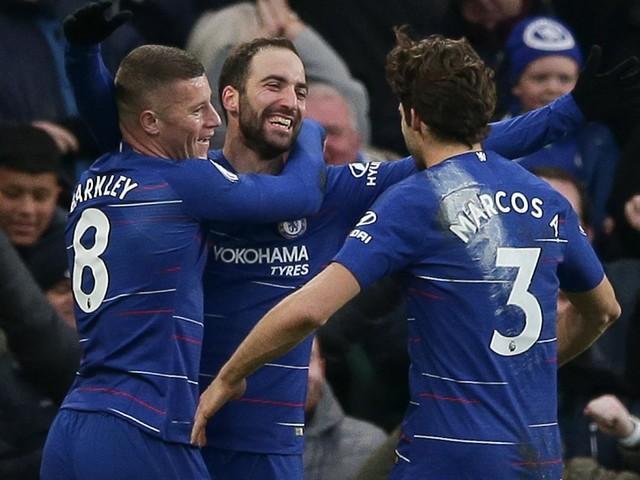 Veja fotos de Chelsea x Huddersfield pelo Campeonato Inglês