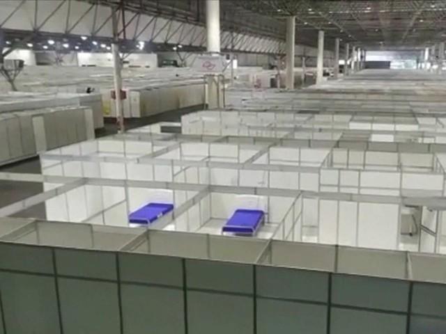 Prefeitura de SP desativa neste sábado 561 leitos do Hospital de Campanha do Anhembi