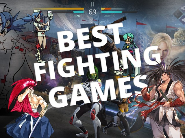 Best fighting games on Android: the way of the warrior