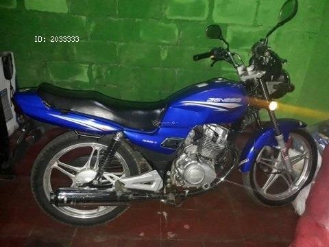 Moto Genesis hj125