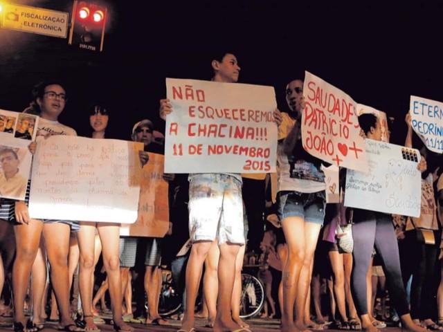 Maioria dos mortos pela polícia cearense são jovens entre 15 e 29 anos
