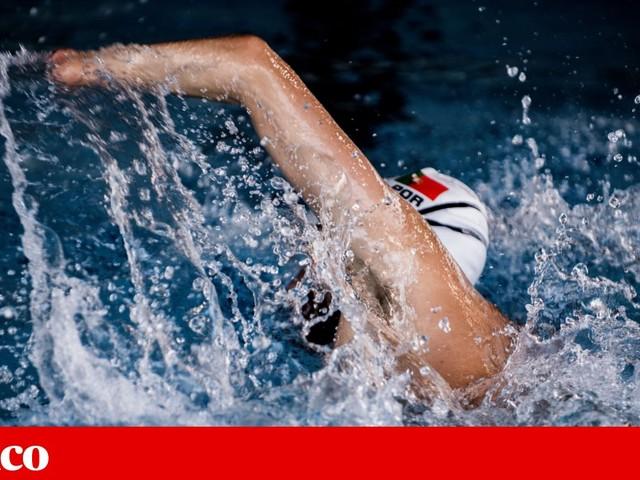 Susana Veiga vice-campeã de 50 metros livres nos Mundiais de natação adaptada
