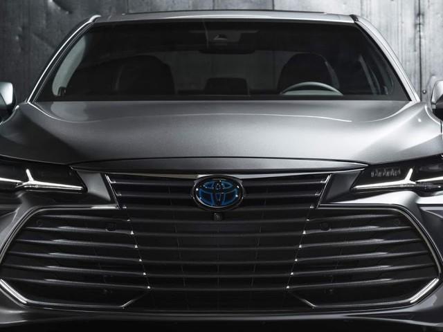 Toyota Avalon 2019: fotos e especificações oficiais - EUA