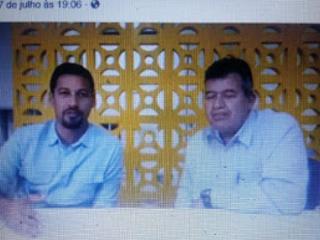 Deputado Rodrigo Cunha entrevista Wellington Galvão ( SINMED - AL ) - Vídeo