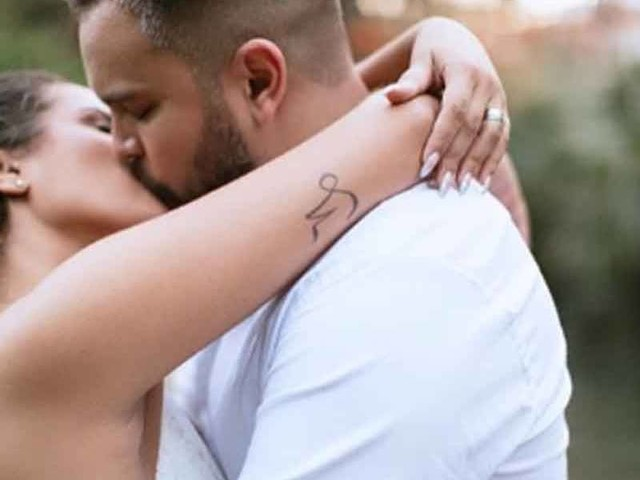 Alinne Araújo: irmã do noivo se pronuncia pela primeira vez sobre o suicídio da jovem e faz apelo ao público