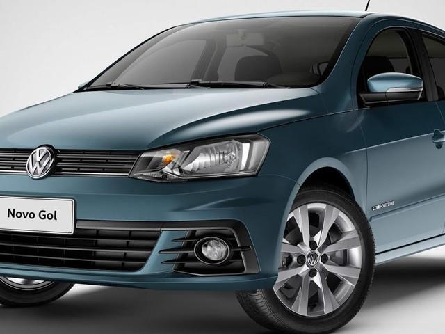 VW Gol passa o Hyundai HB20 em financiamentos em maio