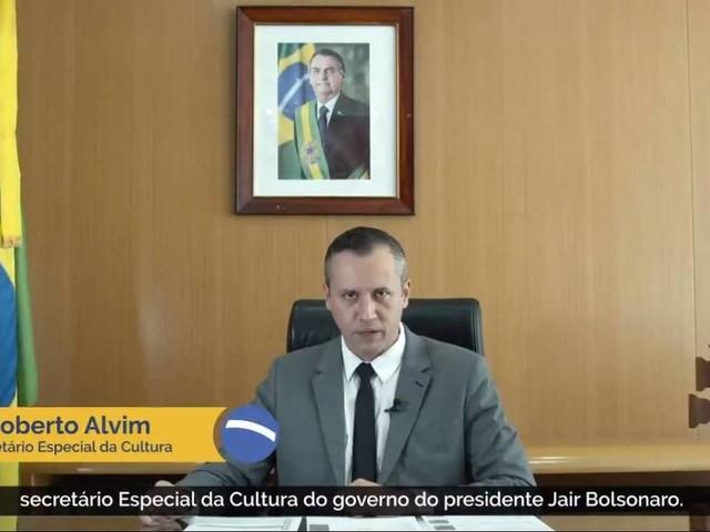 Secretário da Cultura | Em vídeo, Alvim parafraseia Goebbels e provoca onda de repúdio nas redes
