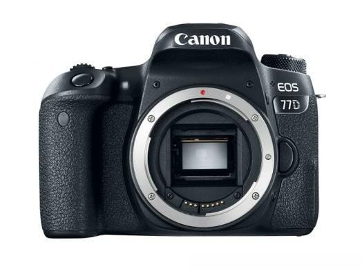 Câmera Canon EOS 77D chega ao Brasil por R$ 6.999